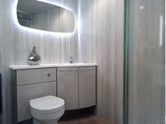 bathroom supply and installation service